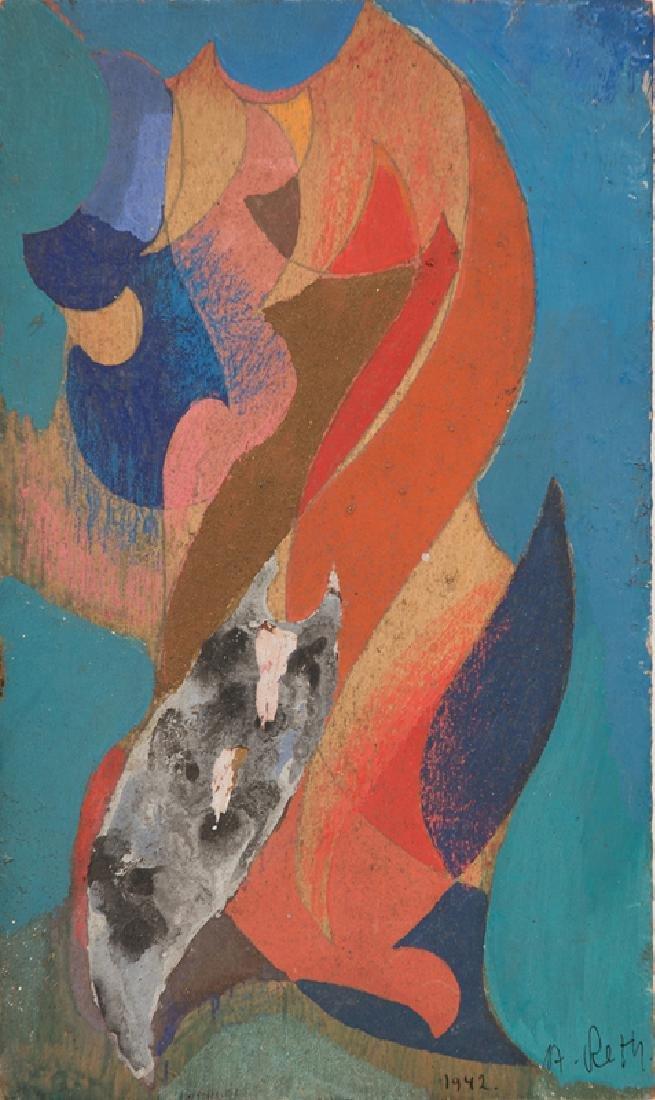 Alfred Reth (Budapest, 1884 - Paris, 1966)