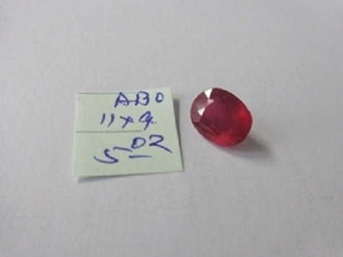 5.02ct Natural  Burma Ruby