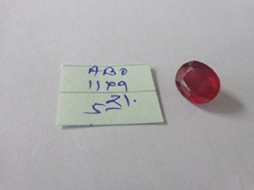 5.21ct Natural  Burma Ruby
