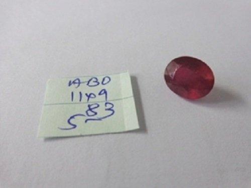 5.83ct Natural  Burma Ruby