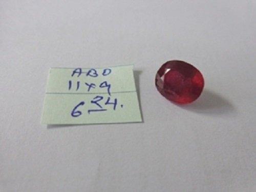 6.24ct Natural  Burma Ruby