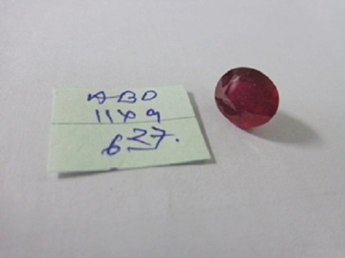 6.27ct Natural  Burma Ruby