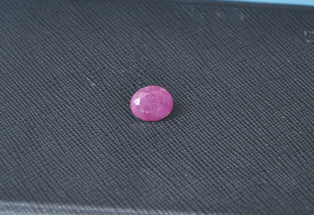 IGI certified 3.51ct Natural ruby unheated/treated