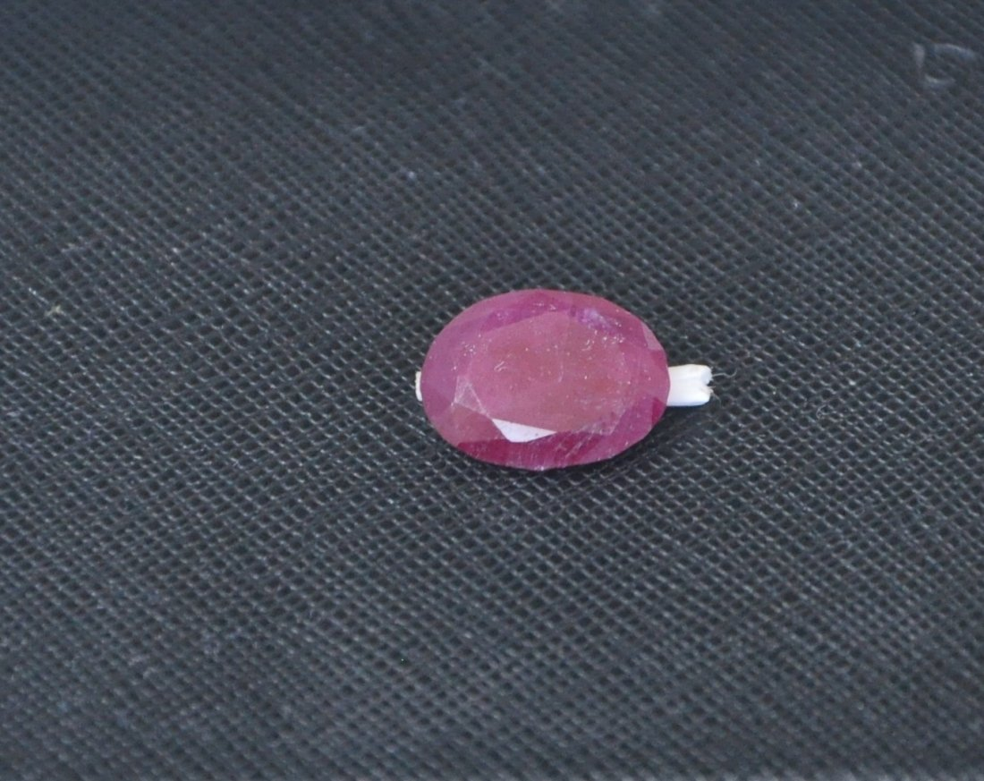 IGI certified 5.59ct Natural ruby unheated/untreated
