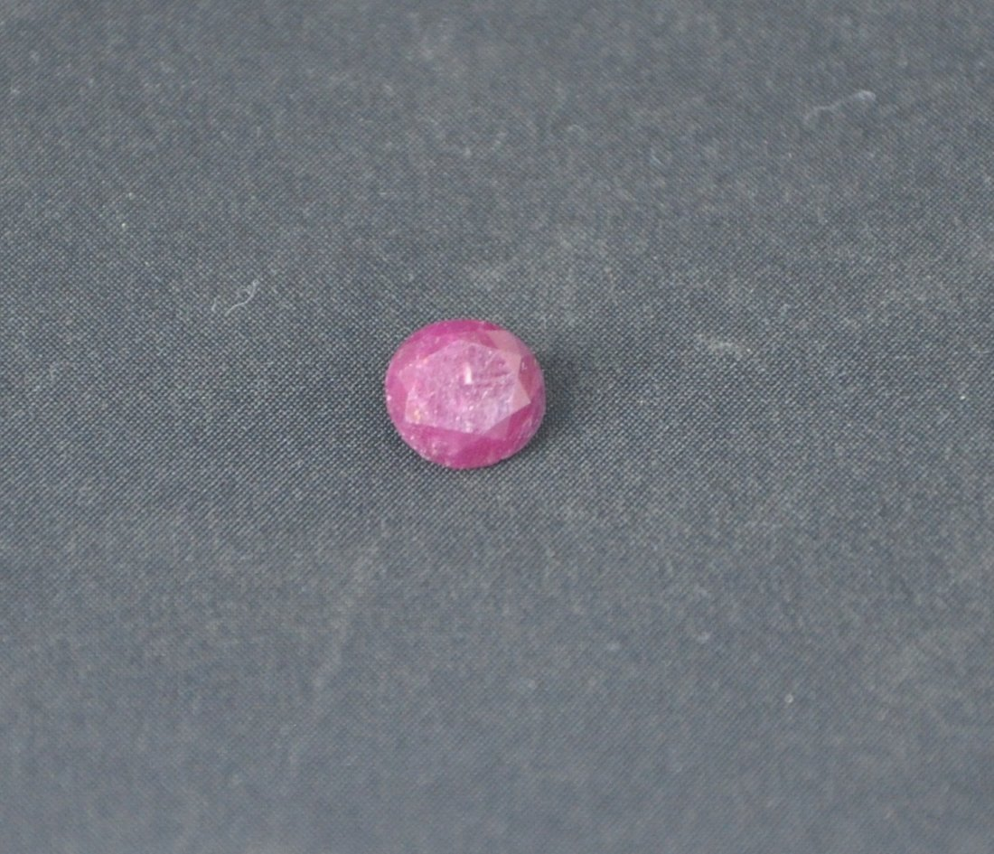 4.75ct Blood red Natural Ruby unheated/untreated - 2