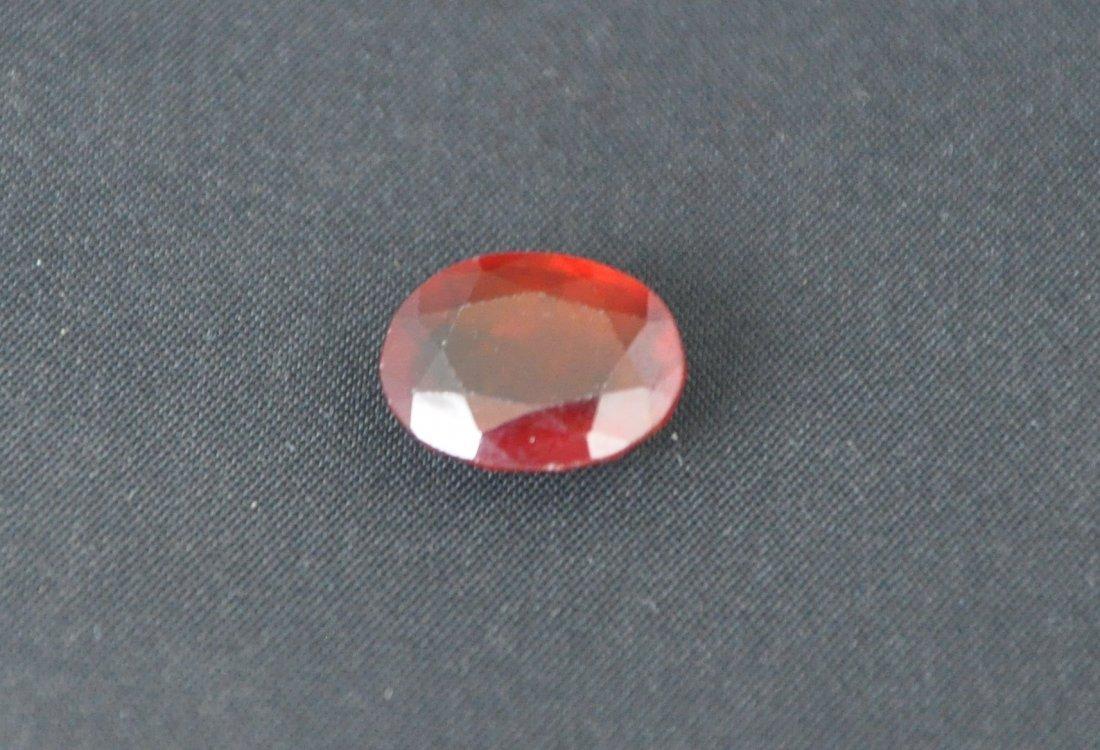 5.80ct Natural hessonite Garnet