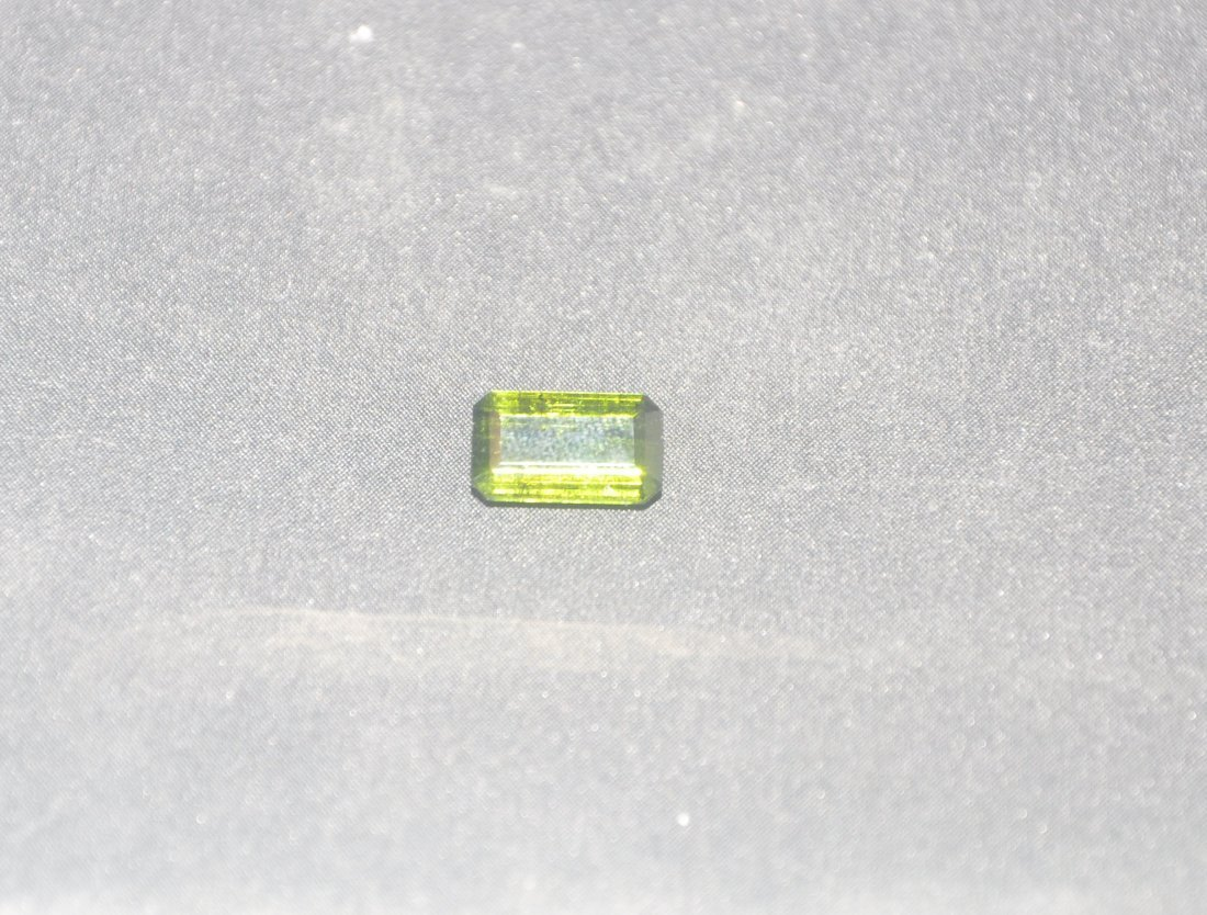 8.75ct Natural untreated green Tourmaline