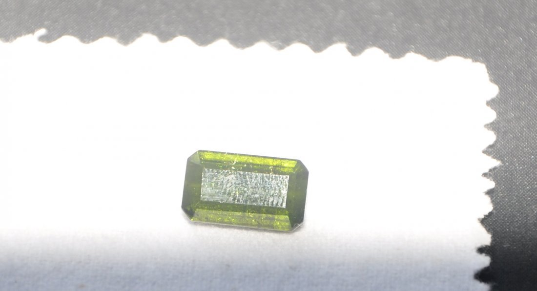 8.75ct Natural untreated green Tourmaline - 3