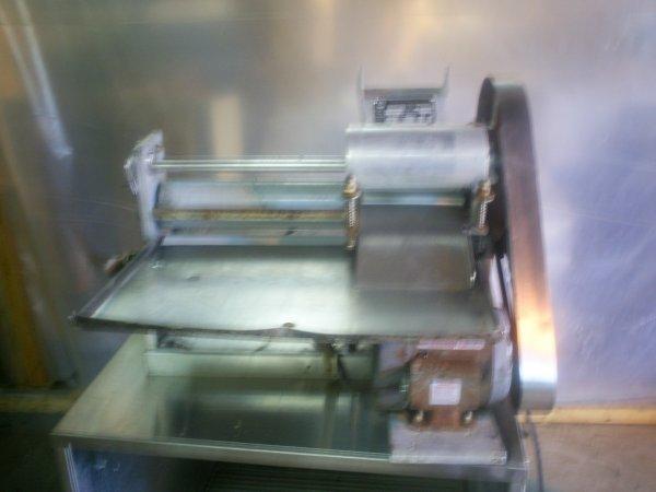 7: Colborne Dough Sheeter