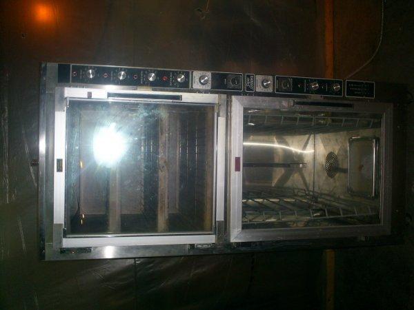 9: Super System Oven w/ Proofer