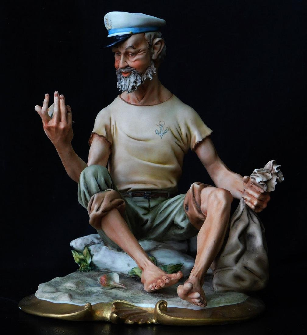 D. BONALBERTI Figurine of Art #437