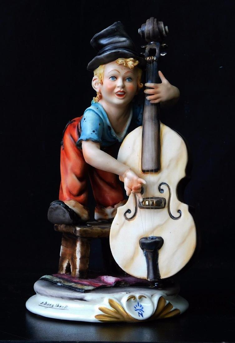 D. BONALBERTI Figurine of Art #361
