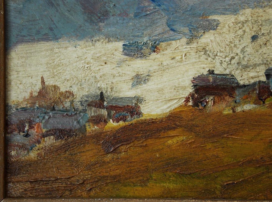 James MacDonald (Canada 1873 - 1932) Oil - 4