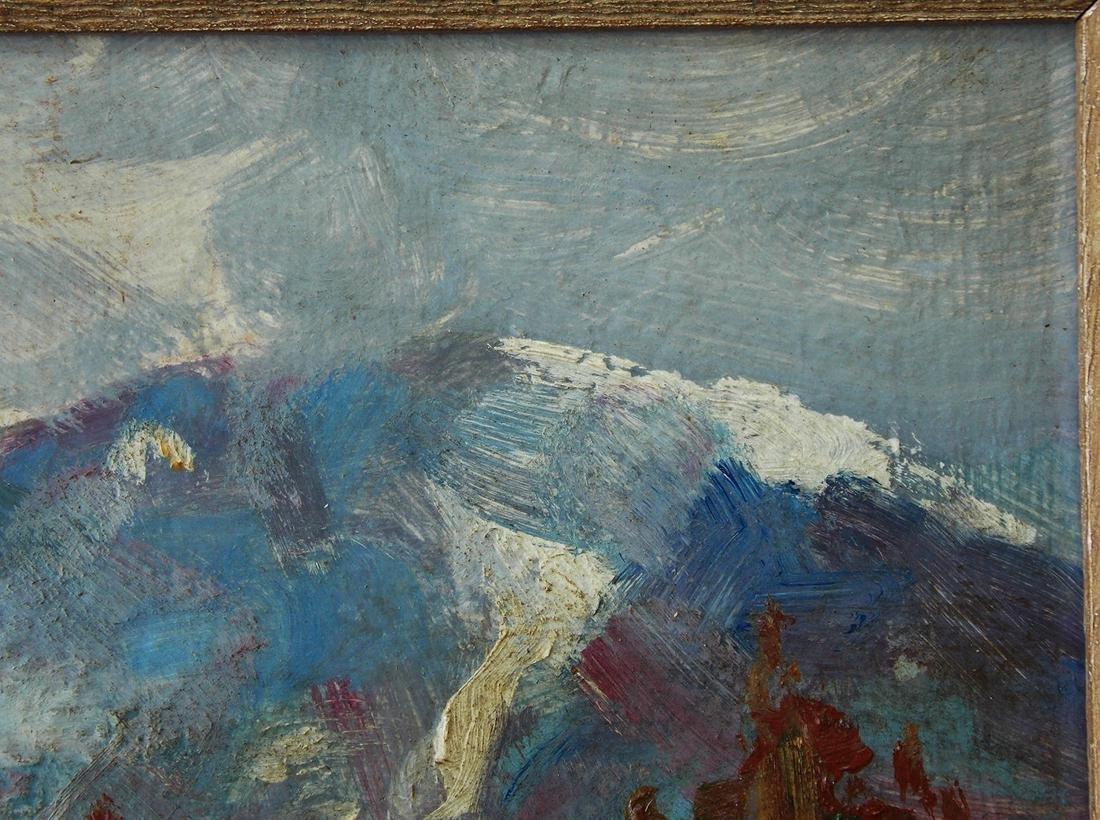 James MacDonald (Canada 1873 - 1932) Oil - 5