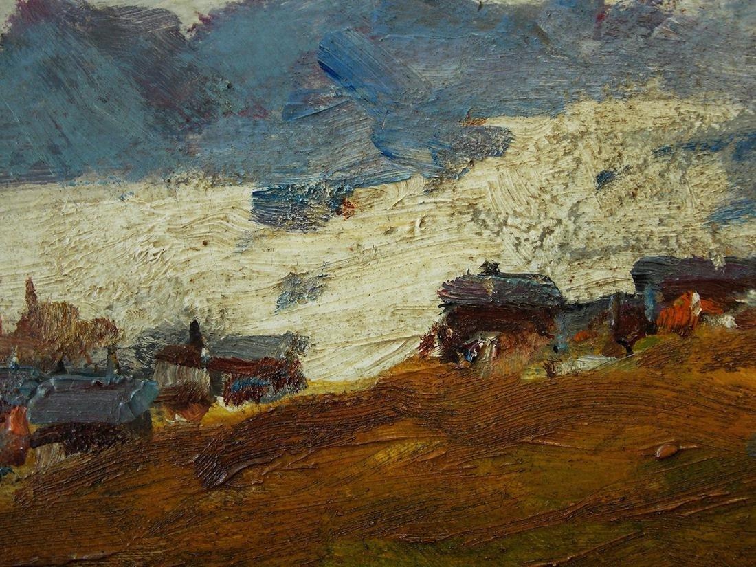 James MacDonald (Canada 1873 - 1932) Oil - 7