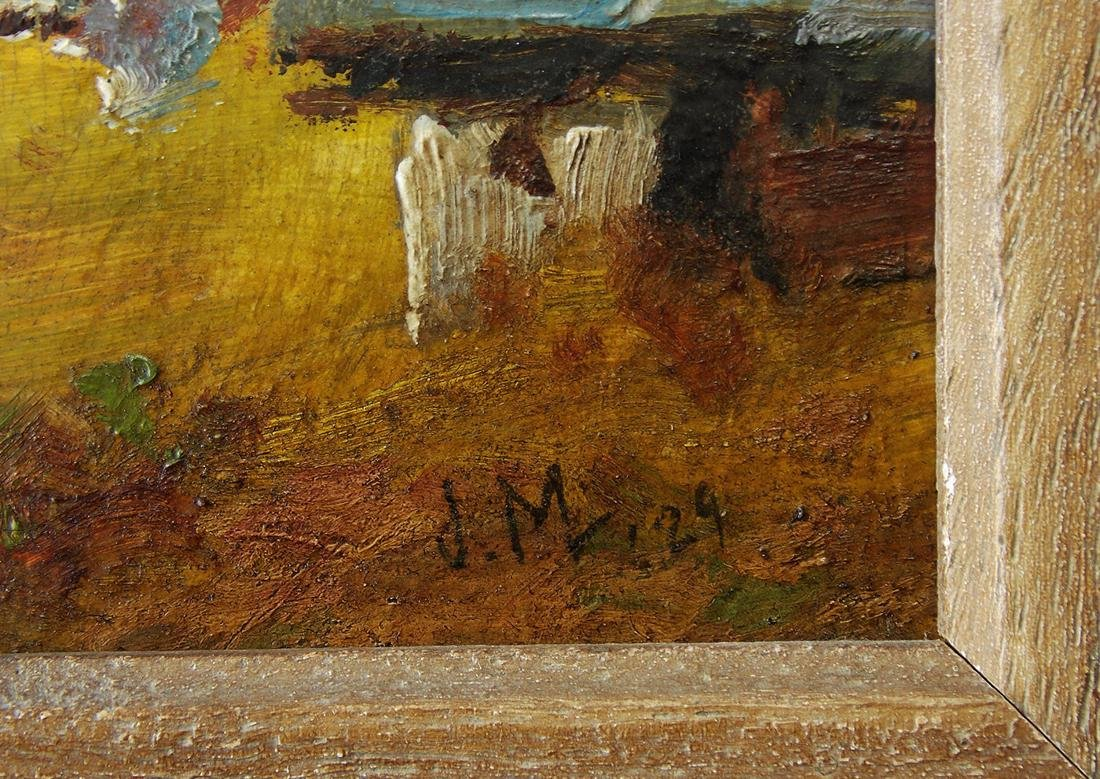 James MacDonald (Canada 1873 - 1932) Oil - 8
