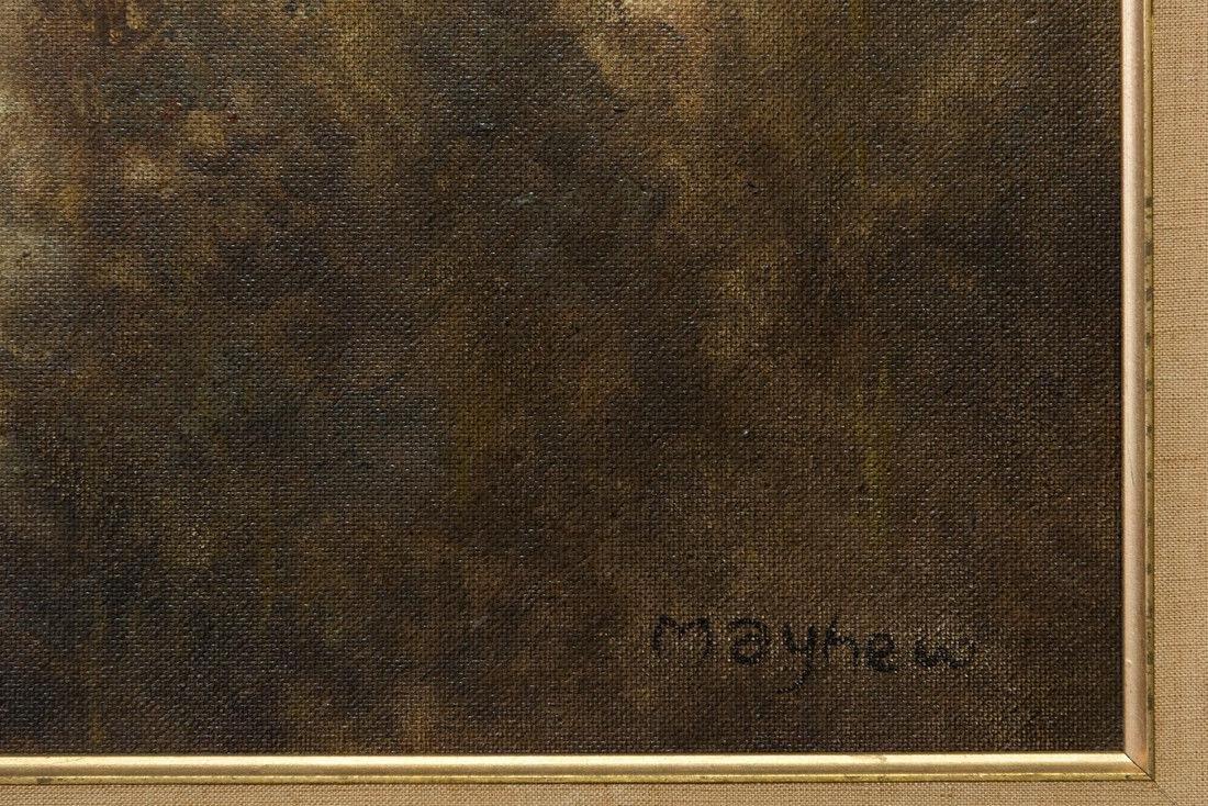 Richard Mayhew 1924-? New York - 9