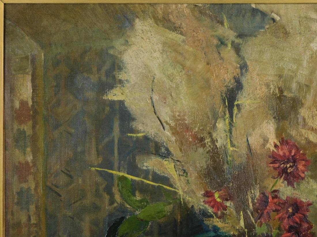 Emil Carlsen (NY/CA1848-1932) Oil - 3