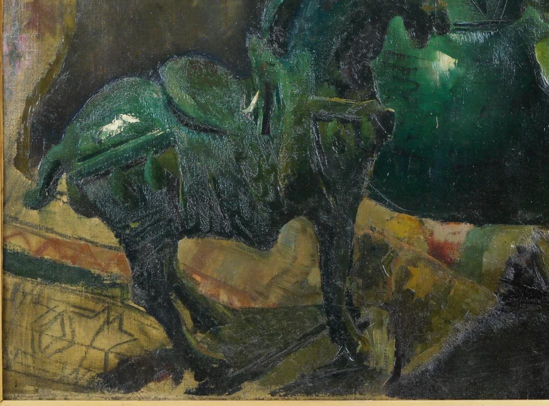 Emil Carlsen (NY/CA1848-1932) Oil - 5
