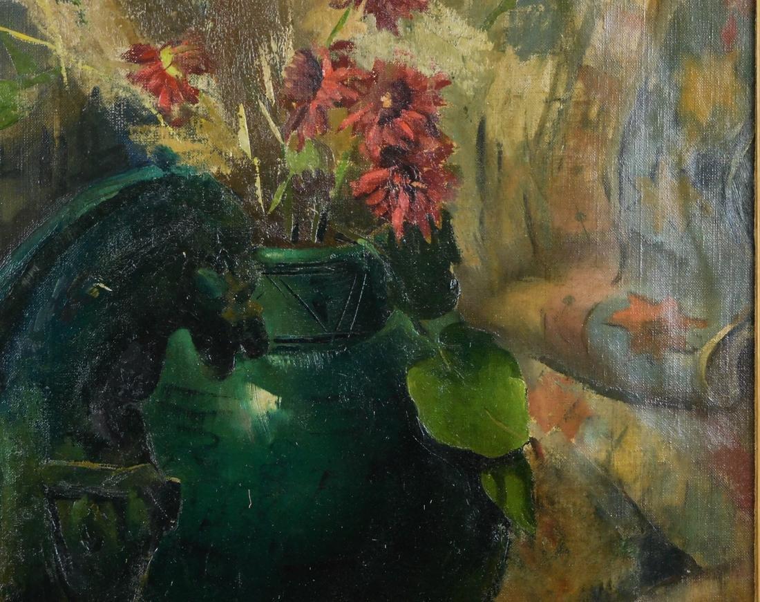 Emil Carlsen (NY/CA1848-1932) Oil - 7