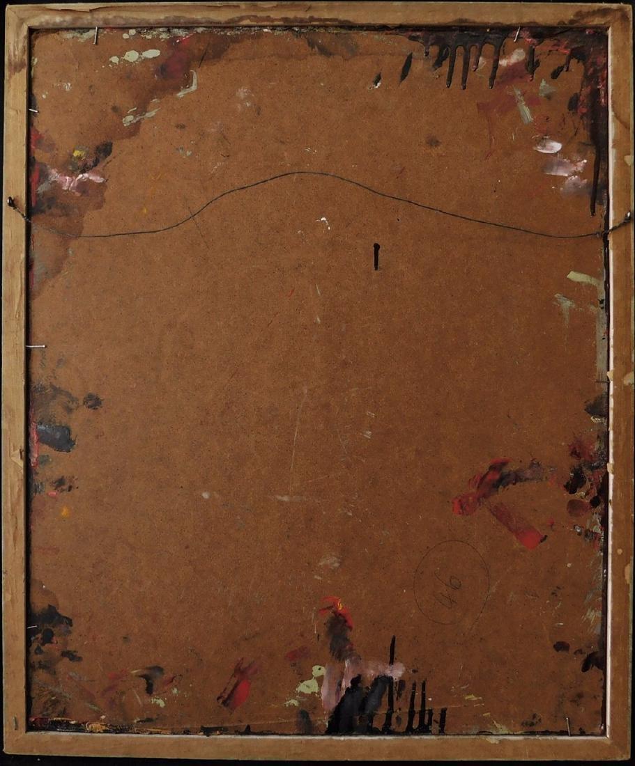 Alfonso A Ossorio (Philippines 1916 - 1990) Oil - 10
