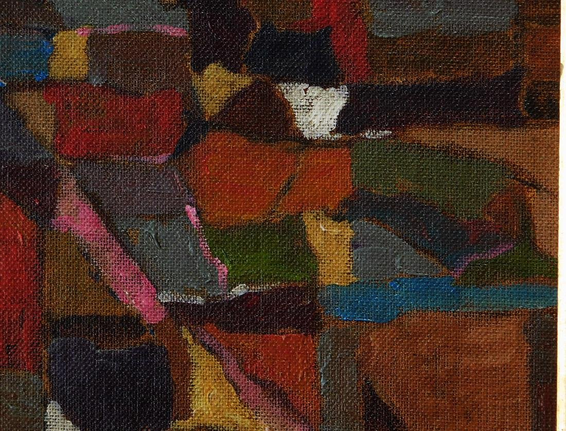 Andre Lanskoy (FR,RU1902 - 1976) Oil - 7
