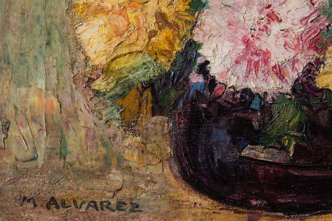 Mabel Alvarez (Hawaiian,1891-1985) Oil - 8