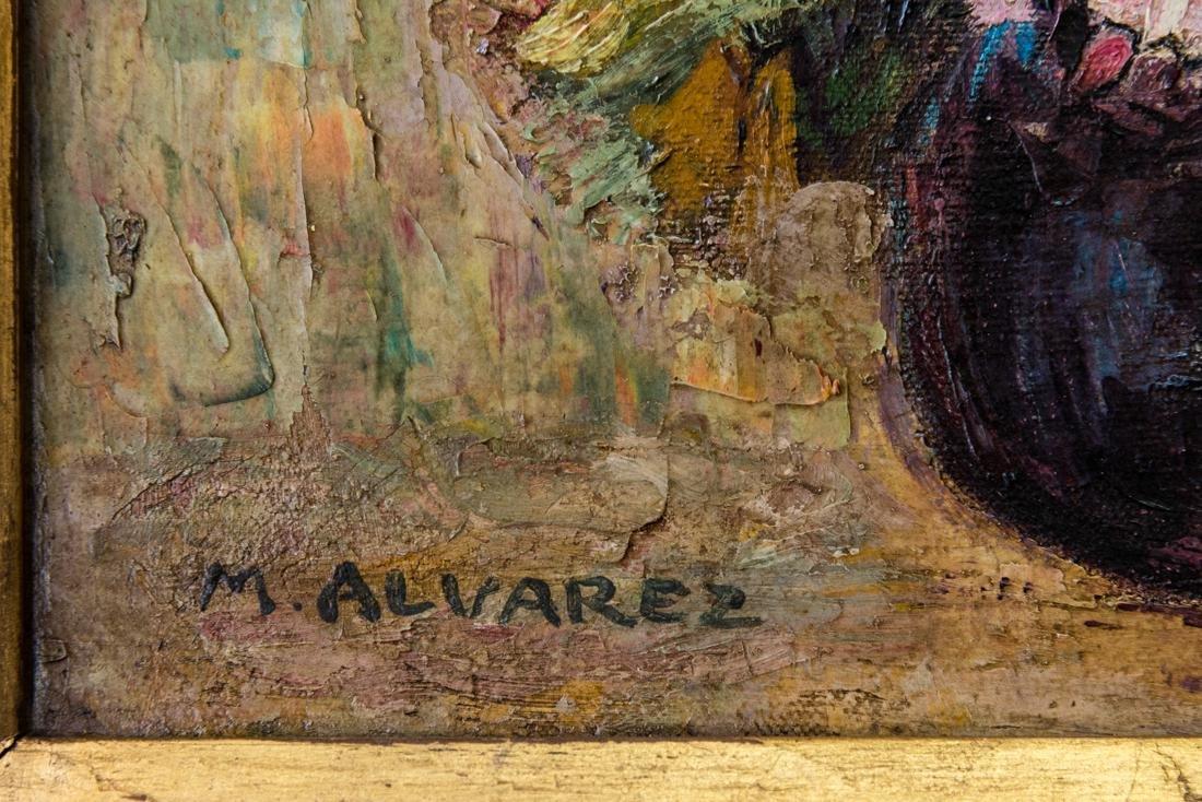 Mabel Alvarez (Hawaiian,1891-1985) Oil - 9