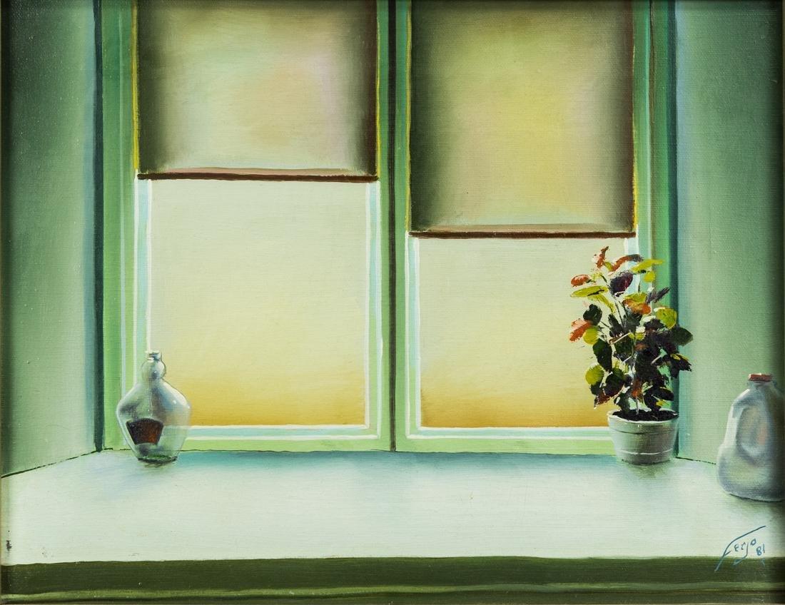 Interior Window Scene - 2