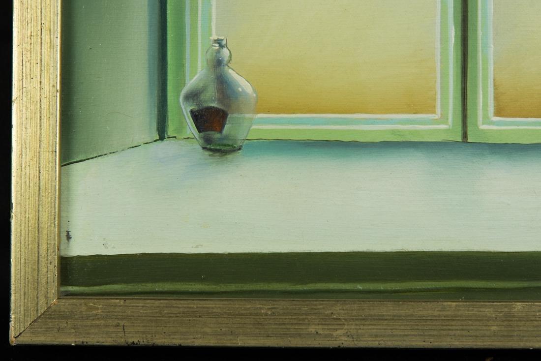 Interior Window Scene - 4