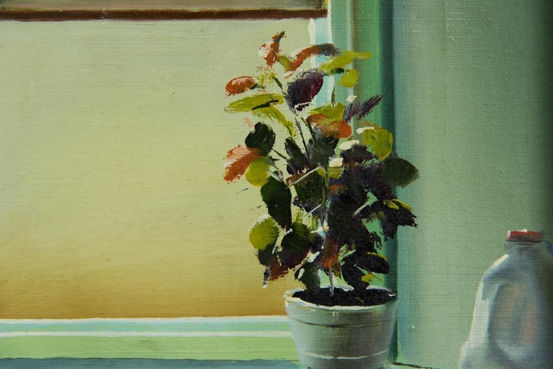 Interior Window Scene - 8