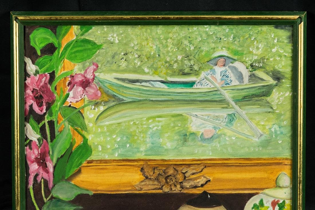 Still Life with Painting - 3