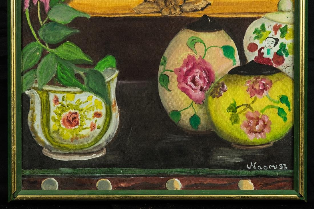 Still Life with Painting - 4