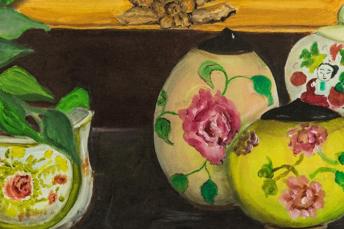 Still Life with Painting - 6