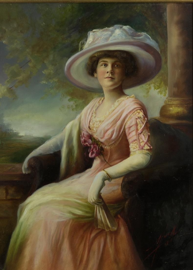 Portrait of Woman - 2