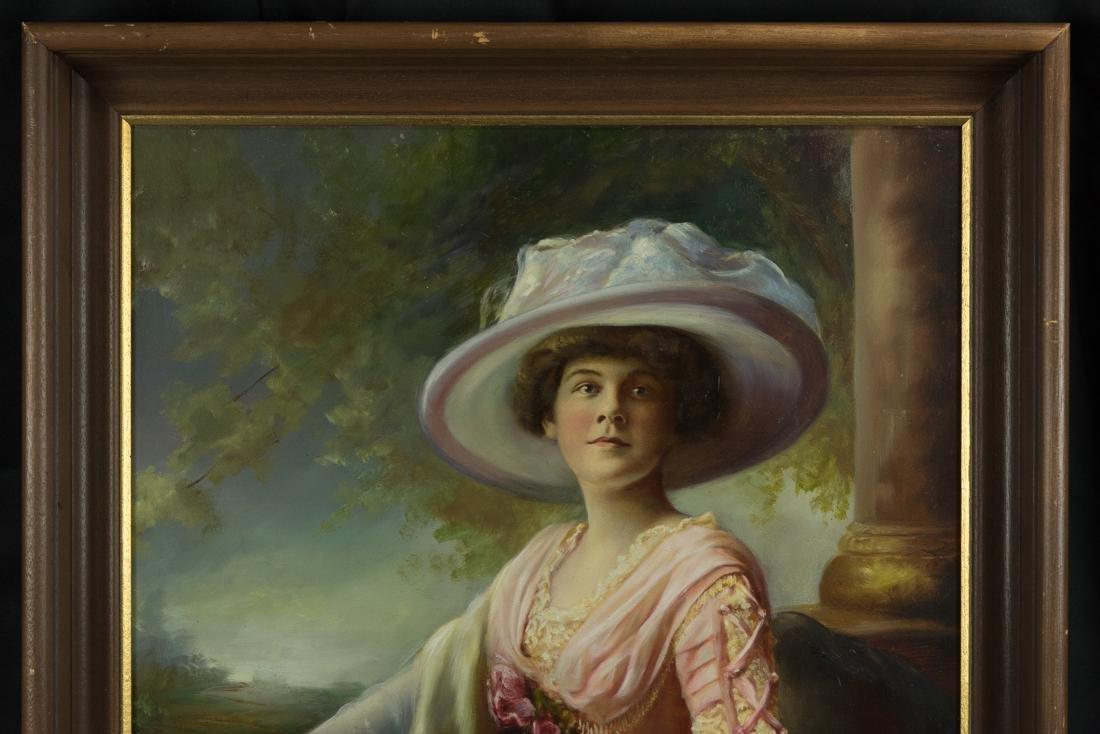 Portrait of Woman - 3