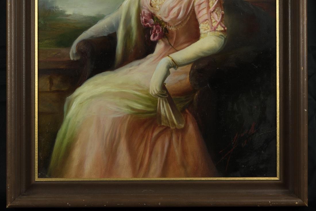 Portrait of Woman - 4