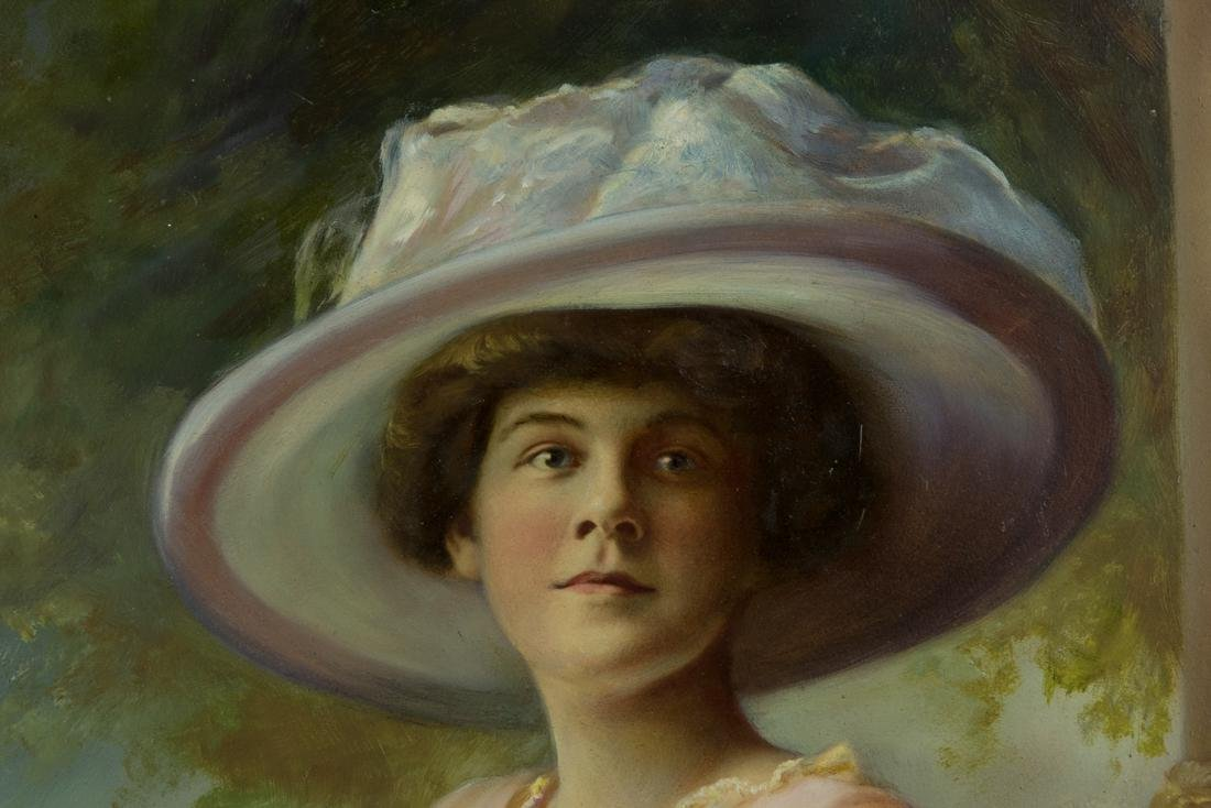 Portrait of Woman - 5