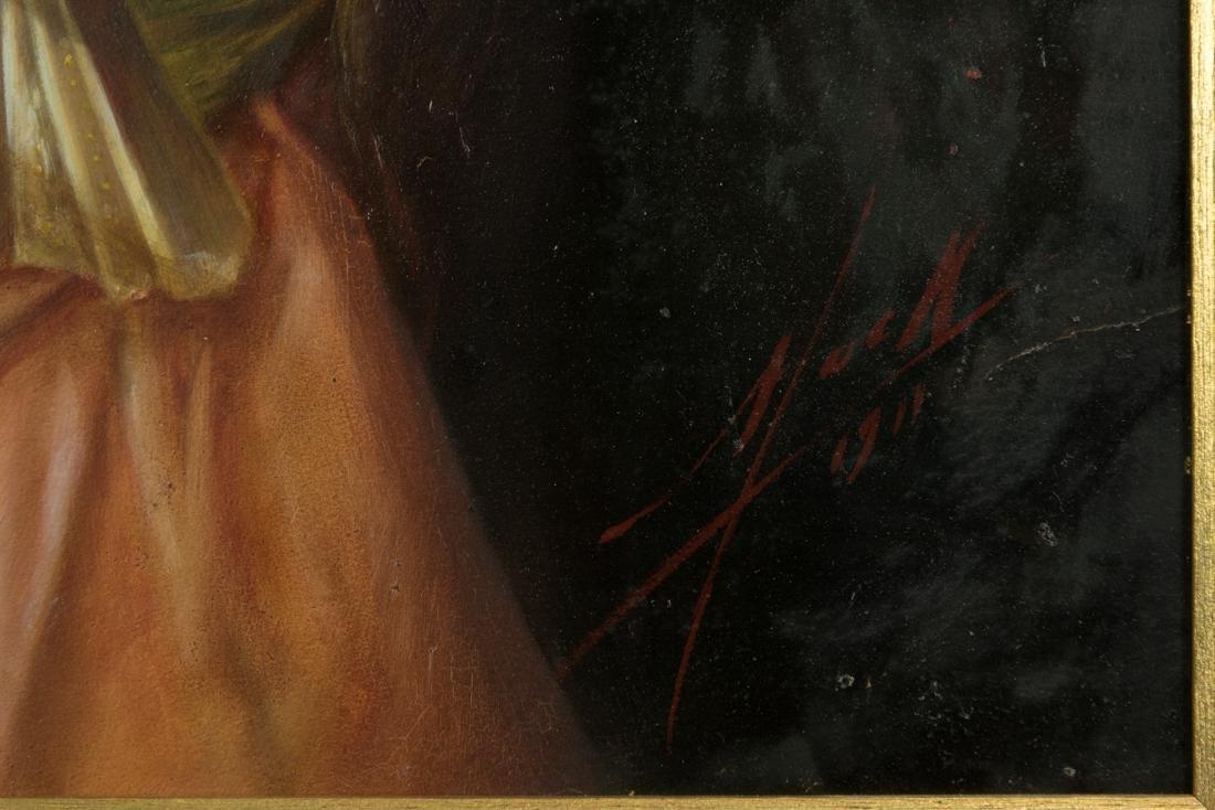 Portrait of Woman - 7