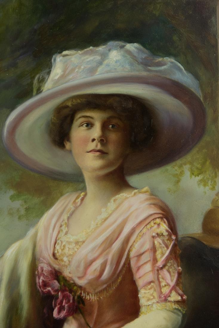 Portrait of Woman - 8