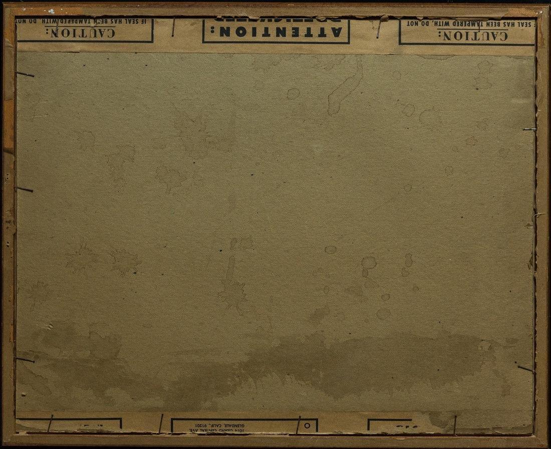 Maurice B. Prendergast  (NY/FR 1858 - 1924) Mixed Media - 10