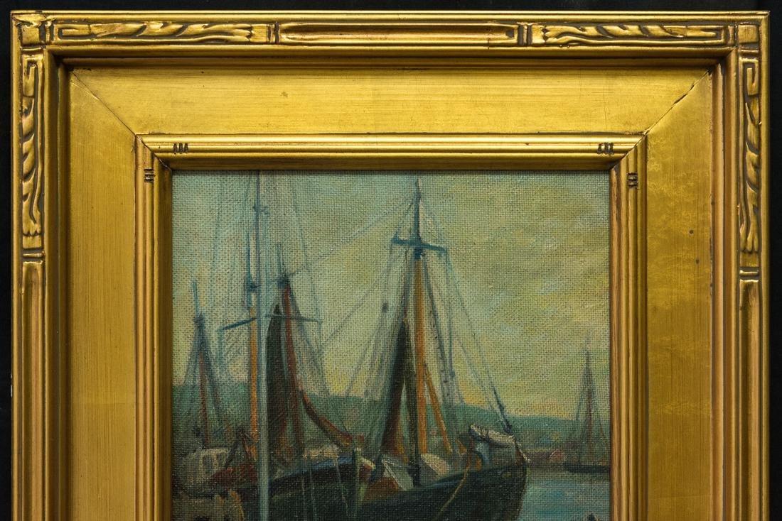 William Robinson  (NY/PA 1861 - 1945) Oil - 3