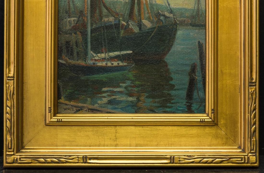 William Robinson  (NY/PA 1861 - 1945) Oil - 4
