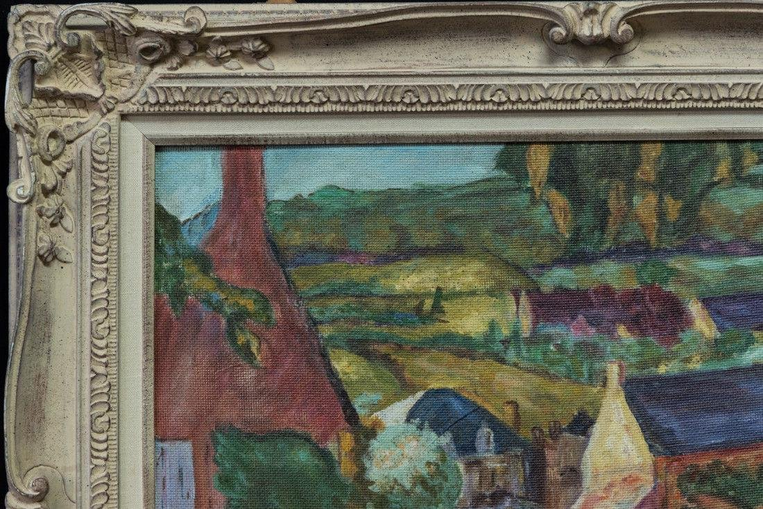 Andre Jawlensky  (Poland 1902 - 1984) Oil - 3