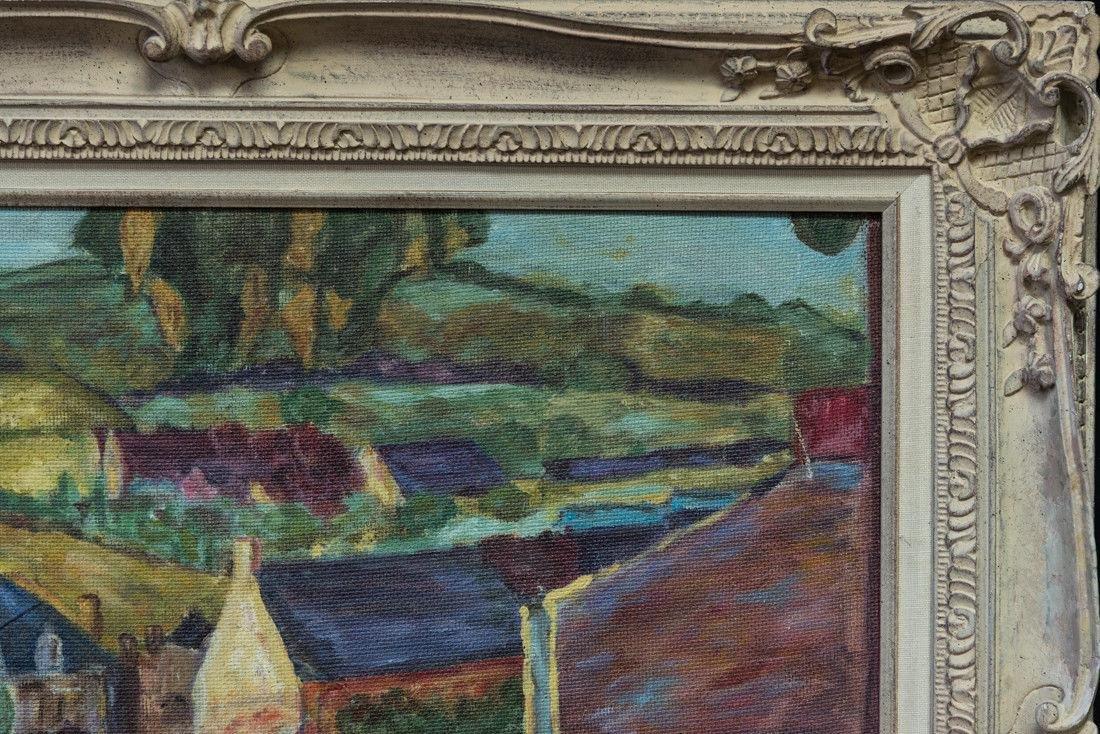 Andre Jawlensky  (Poland 1902 - 1984) Oil - 5