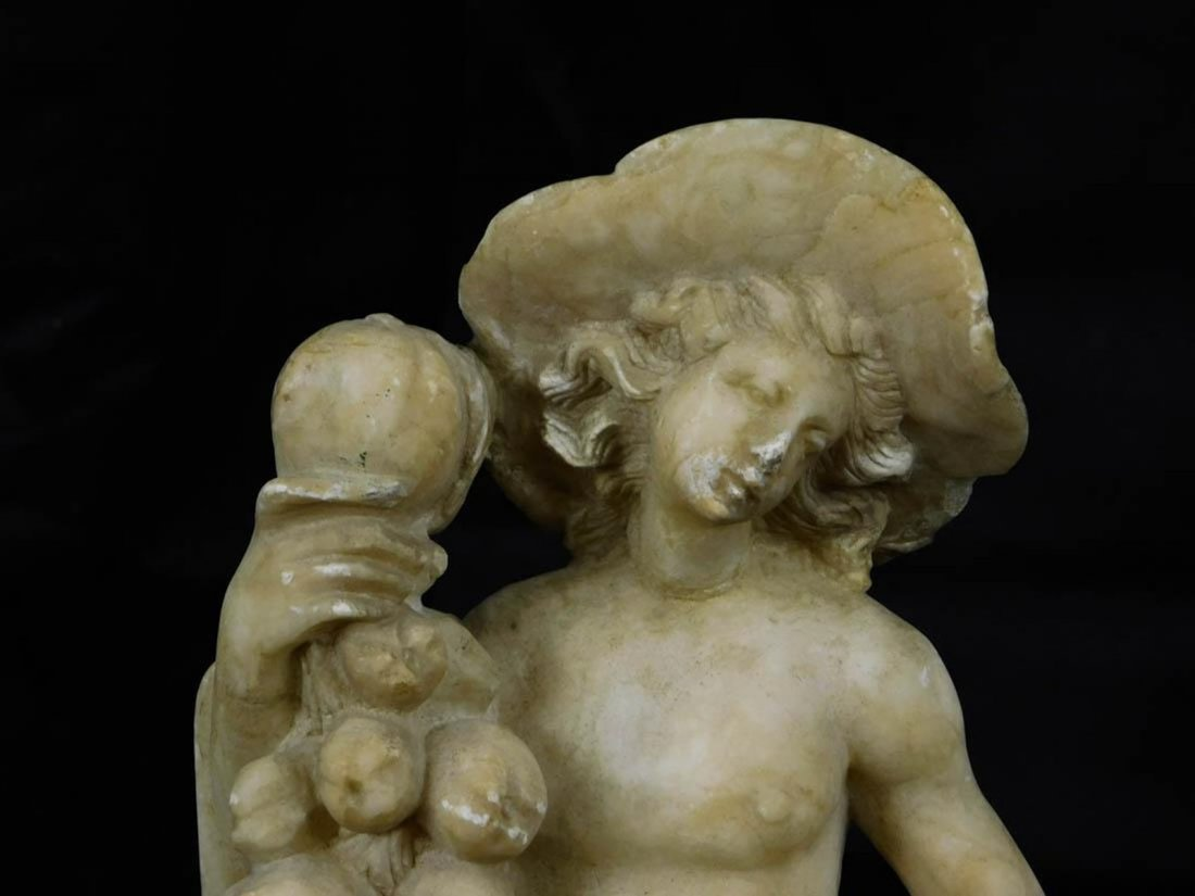 18th Century Austrian Garden Statue - 2