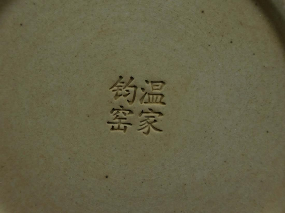 Chinese Oxblood Vase - 6