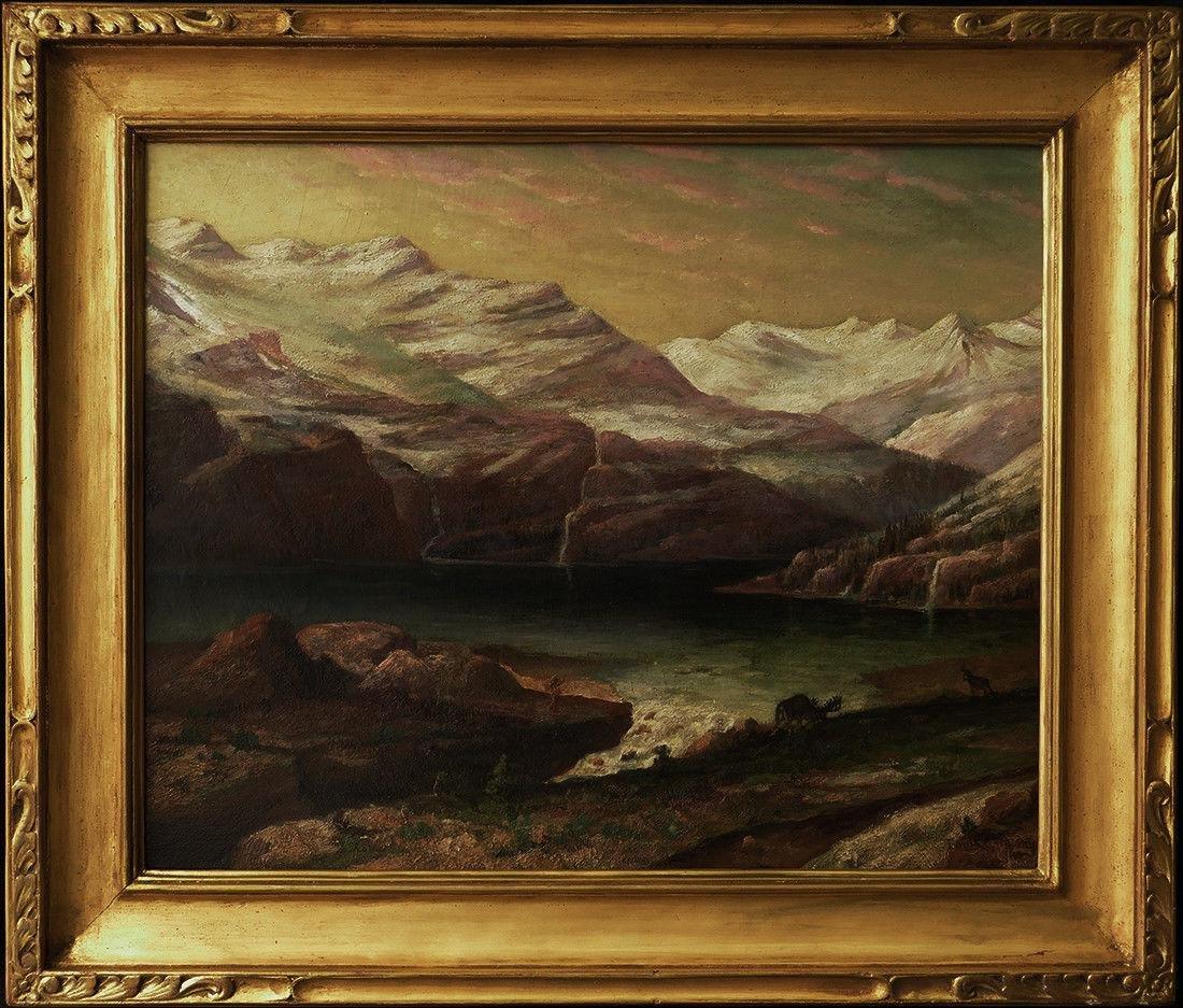 Louis Comfort Tiffany (NY/CA 1848 - 1933)