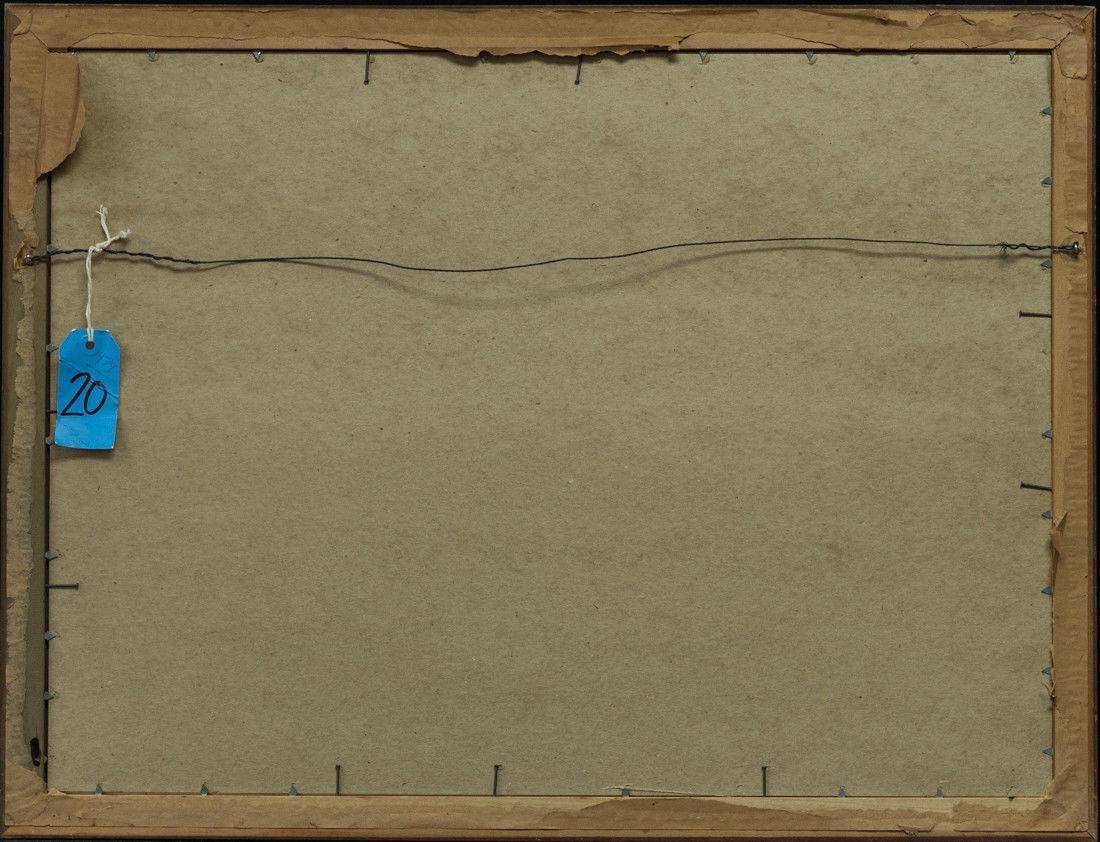 Morton Schamberg 1881-1918 Pennsylvania Artist Orig, - 10
