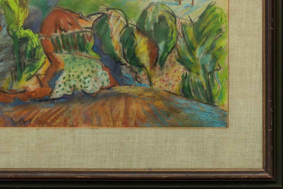 Morton Schamberg 1881-1918 Pennsylvania Artist Orig, - 6